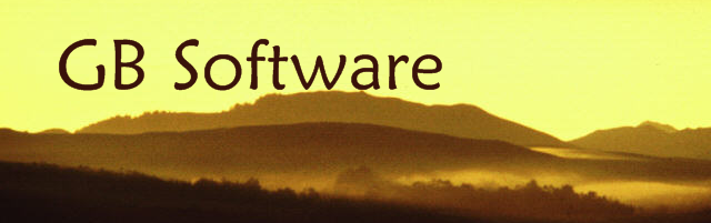 GB Software header image